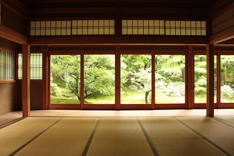 正覚庵の書院